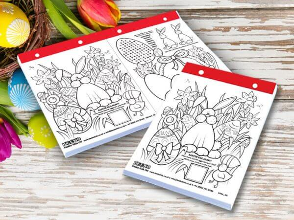 Easter Colouring Pads