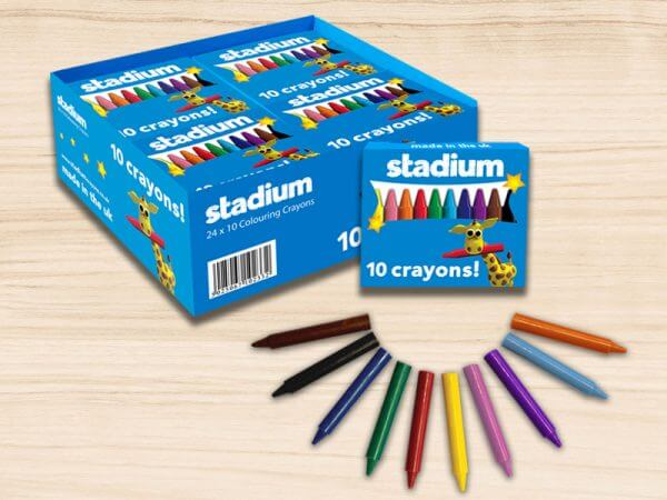crayon-10-pack-display