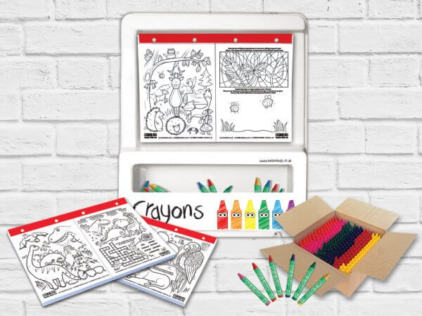 Large Colouring Board Bundle