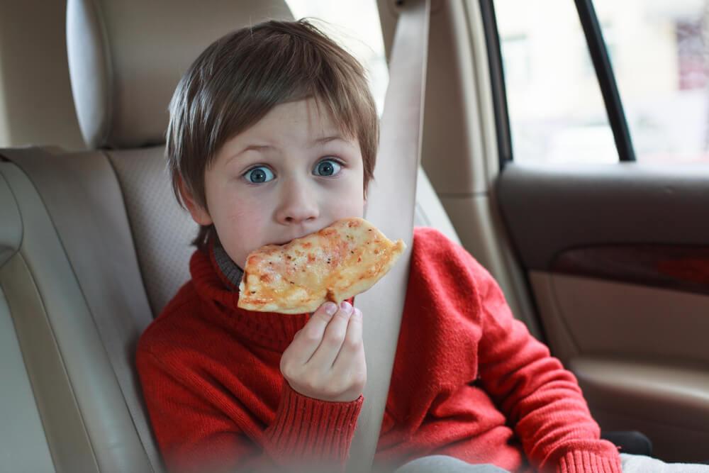 Snacks For Children In The Car