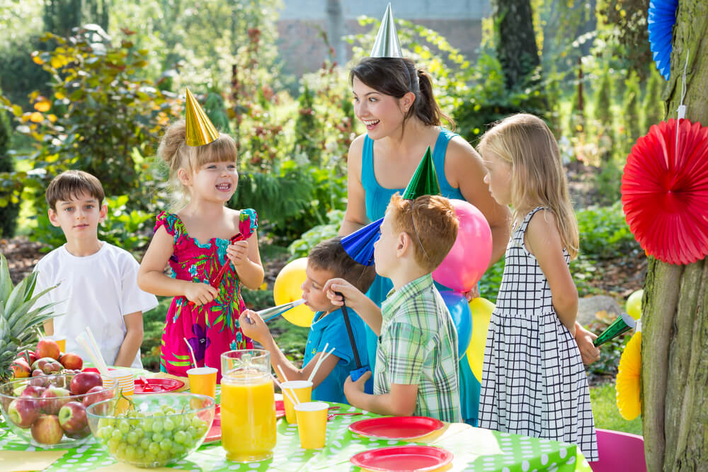 Gift Bag Ideas For Children's Parties