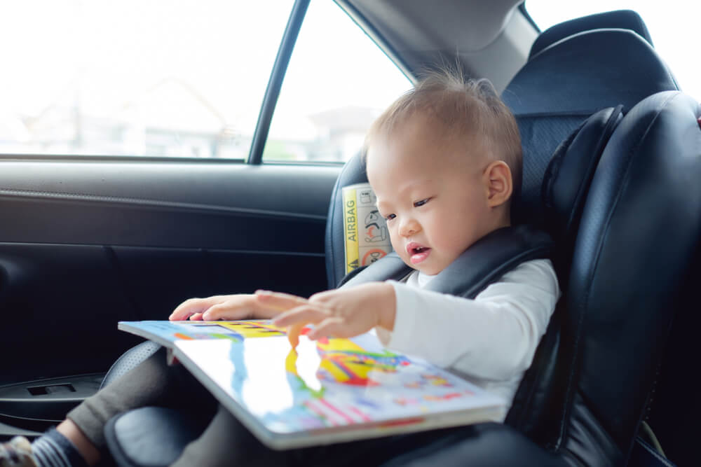 Car Entertainment for Children