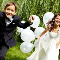 How To Keep Children Entertained At Weddings